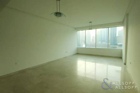 1 Bedroom Apartment for Rent in Jumeirah Lake Towers (JLT), Dubai - One Bedroom | Unfurnished | Large Layout
