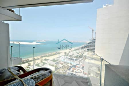 شقة 2 غرفة نوم للايجار في نخلة جميرا، دبي - 2 bedroom | Available in June | Luxury building