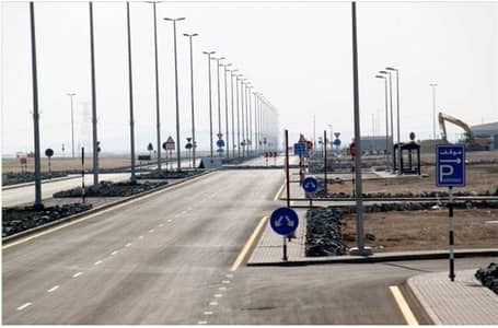 ارض استخدام متعدد  للايجار في مصفح، أبوظبي - Land for Long Term Lease in Musafah