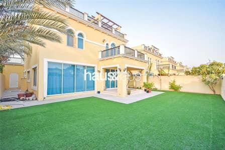 فیلا 4 غرف نوم للبيع في جميرا بارك، دبي - Exclusive | Large Plot | Single Row | 4 Bed Nova