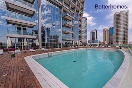 1 Bedroom Apartment for Rent in Business Bay, Dubai - 1 BR   Study   Canal View   Parking   Unfurnished