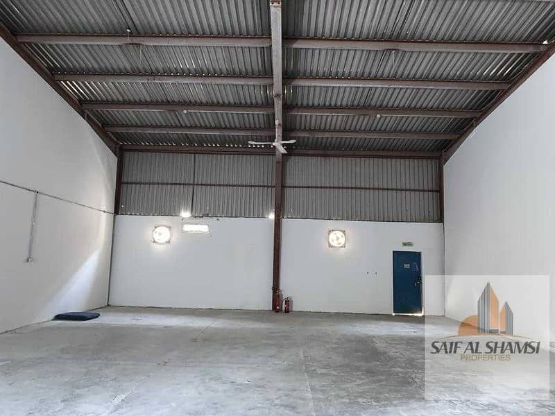 Direct From Landlord | No Commission | Good Size Warehouse | Near Emirates Metro Station