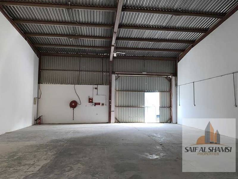 2 Direct From Landlord | No Commission | Good Size Warehouse | Near Emirates Metro Station