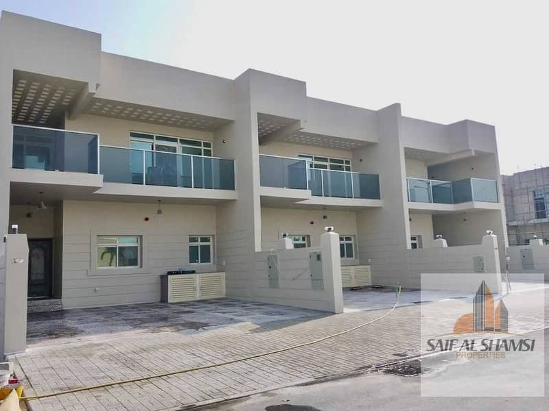 DIRECT FROM LANDLORD | Amazing Brand-new 4 Bed + Maid Townhouse Villa in Al Furjan