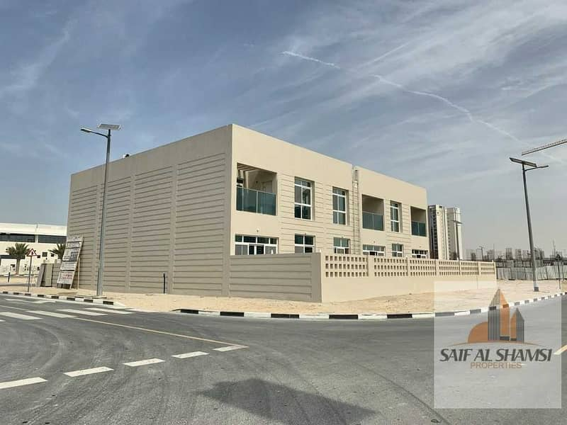 2 DIRECT FROM LANDLORD | Amazing Brand-new 4 Bed + Maid Townhouse Villa in Al Furjan