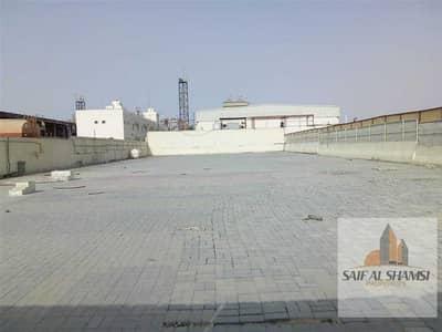 Industrial Land for Rent in Al Jurf, Ajman - Yard