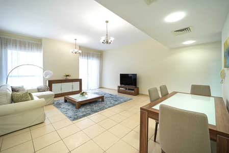 High Floor   Fully Furnished   Partial Sea Views