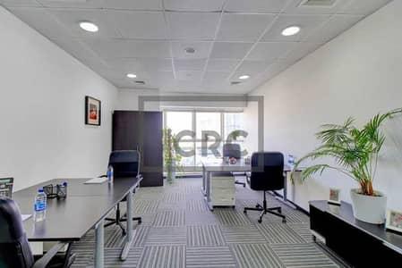 مکتب  للايجار في مدينة دبي الرياضية، دبي - Furnished   Serviced Office   Sports City