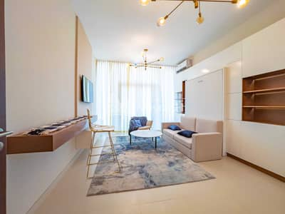 1 Bedroom Apartment for Sale in Liwan, Dubai - Hurry, Only Few Units Left !! Furnished, One Bedroom (convertible to 2 BR's) in Liwan, Dubai Land