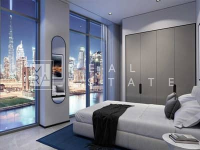 1 Bedroom Flat for Sale in Business Bay, Dubai - Popular Accessible Location | Dubai Canal View | Best Price 1 BR Apartment
