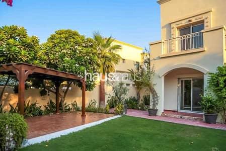 تاون هاوس 3 غرف نوم للبيع في الينابيع، دبي - Upgraded | Type 2E | Opposite Pool and Park | 3Bed