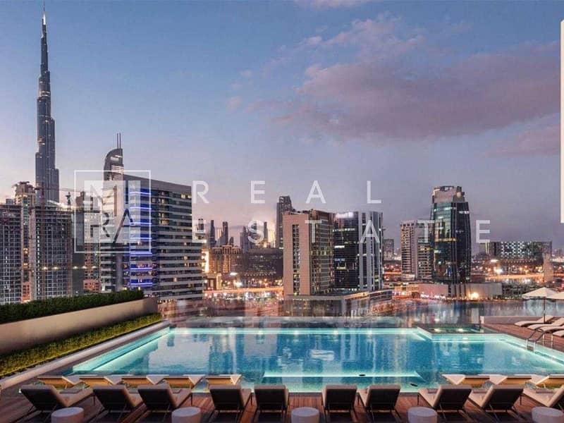 Meydan View | Unique Luxury Lifestyle | Affordable Studio Apartment