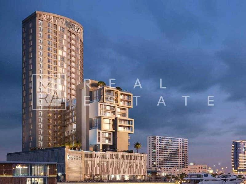 2 Meydan View | Unique Luxury Lifestyle | Affordable Studio Apartment