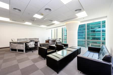 Fitted Furnished Office Emirates Financial Tower DIFC