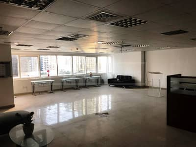 Fitted Office Open Plan in HDS Tower JLT