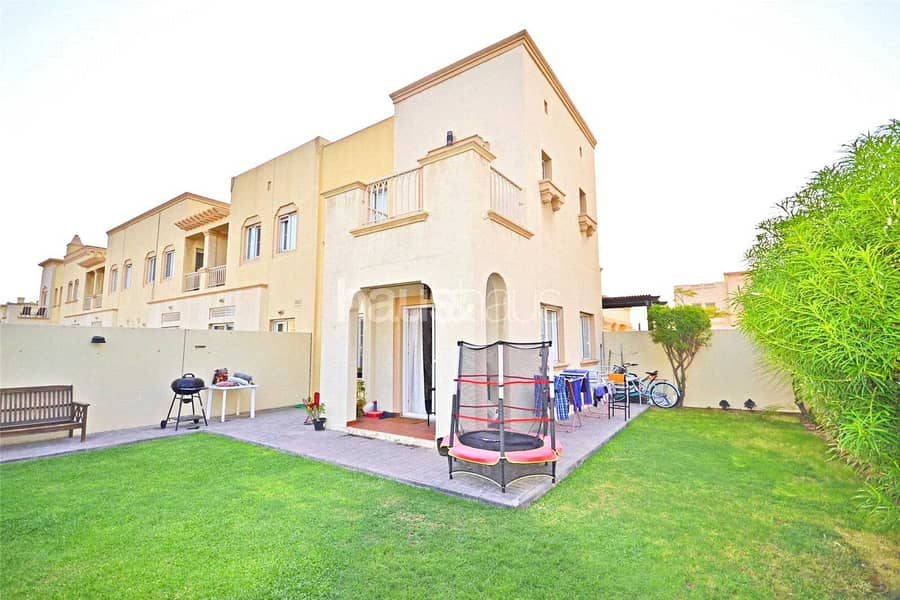 Large Plot | Type 4E | Opposite Pool and Park