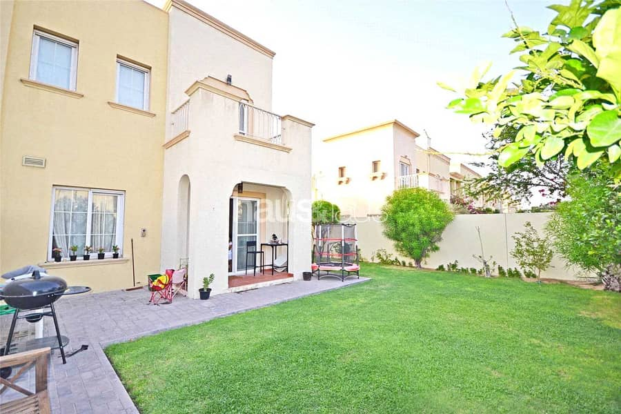 2 Large Plot | Type 4E | Opposite Pool and Park