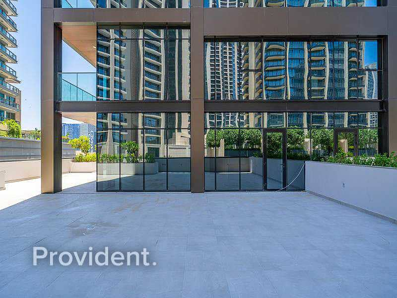 Exclusively Managed | Large Terrace | Brand New