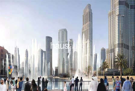 1 Bedroom Flat for Sale in Downtown Dubai, Dubai - Luxury Living  | Floor-to-roof windows | Downtown