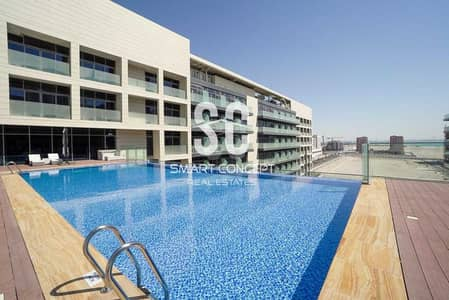 1 Bedroom Flat for Sale in Saadiyat Island, Abu Dhabi - Sea View   Rent Refund   Perfect Investment Opportunity