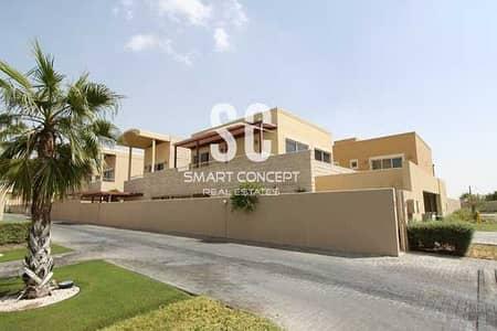 فیلا 5 غرف نوم للبيع في حدائق الراحة، أبوظبي - Rent Refund | Landscaped Garden | Maid's Room