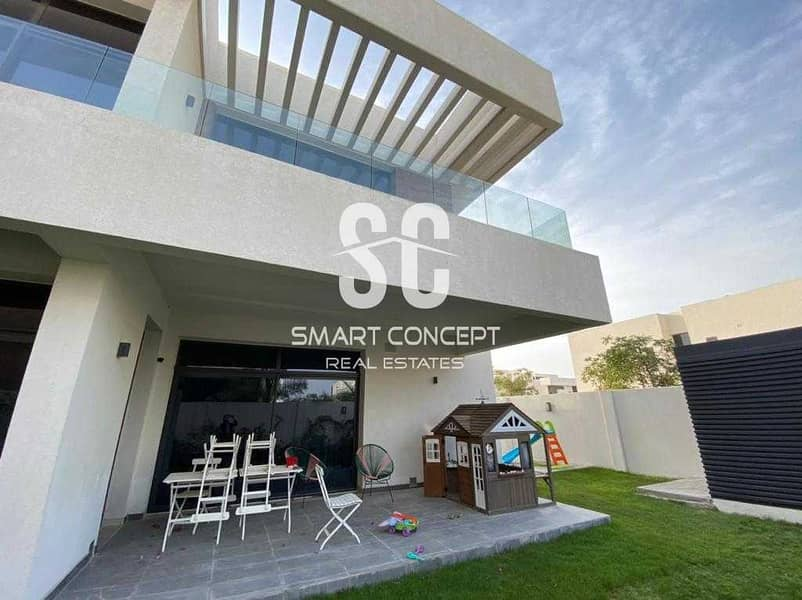 Vacant   Family-friendly Villa   Modern Finishing