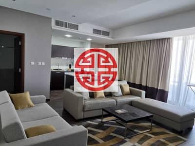 شقة 1 غرفة نوم للايجار في مدينة دبي الرياضية، دبي - The best layout| Corner unit| Fully Furnished
