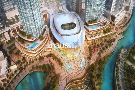 2 Bedroom Apartment for Sale in Downtown Dubai, Dubai - Off Plan Re-Sale Deal   3 Yr Payment Plan