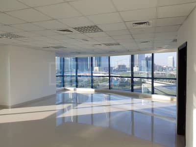 Fitted Office | Low Floor in Jumeirah Bay Tower