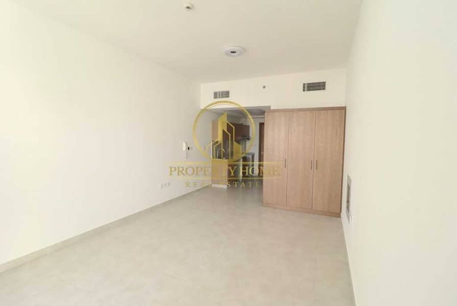 Bright studio with a Balcony | Rented