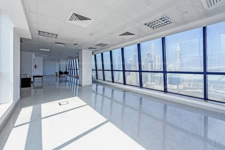 Amazing office space in Jumeirah Bay Tower JLT