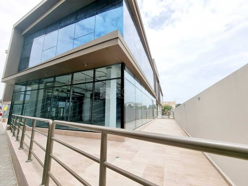 2 Showroom for Rent   Along Sheik Zayed Road