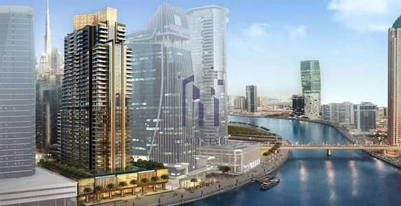Deluxe 1BR  Apartments By the Dubai Canal