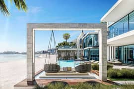 Genuine Resale Designer Villa   Full Beach Access