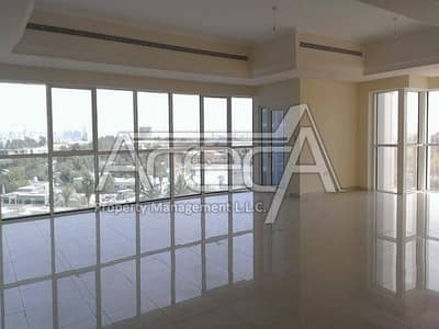 Fancy 4 Master Bed Apt with Facilities in Al Khalidiya