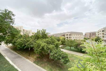 1 Bedroom Apartment for Rent in Motor City, Dubai - One Bed   Large Terrace   Gardens Facing
