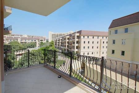 2 Bedroom Flat for Rent in Motor City, Dubai - 2 Bedrooms   Close To Park   Corner Unit