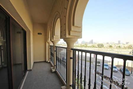 فلیٹ 1 غرفة نوم للايجار في عقارات جميرا للجولف، دبي - Brand New   1 Bed Apartment   Al Andalus