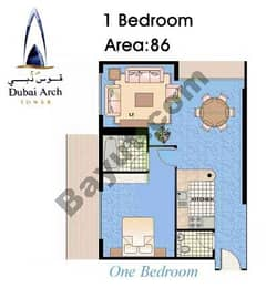 1 Bedroom Type A