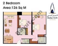 2 Bedroom Type A