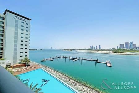 فلیٹ 1 غرفة نوم للبيع في نخلة جميرا، دبي - Sea and Burj View | Distressed Sale | 1Bed