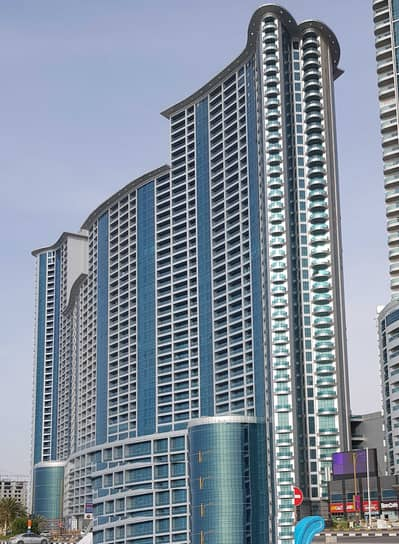 شقة 2 غرفة نوم للايجار في كورنيش عجمان، عجمان - شقة في مساكن كورنيش عجمان كورنيش عجمان 2 غرف 48000 درهم - 5283518