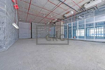 محل تجاري  للايجار في الخليج التجاري، دبي - Retail|Main Road|Business Bay