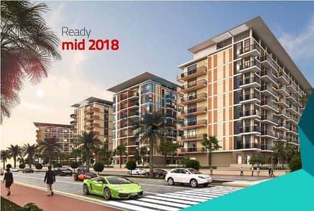 Limited units excellent ROI fully furnished Studio handover 2018