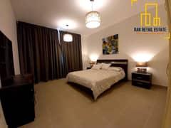 شقة في منطقة النادي السياحي 2 غرف 60000 درهم - 5283618
