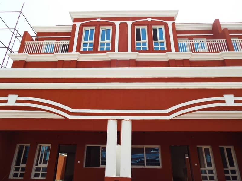 big size 4 bedroom hall villa for sale in ajman uptown 370,000