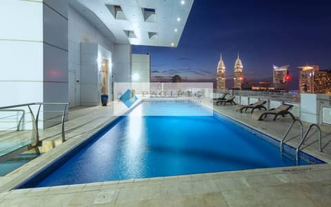 2 Bedroom Apartment for Rent in Barsha Heights (Tecom), Dubai - Chiller Free Lovely 2BR Laundry Balcony.Pay Monthly