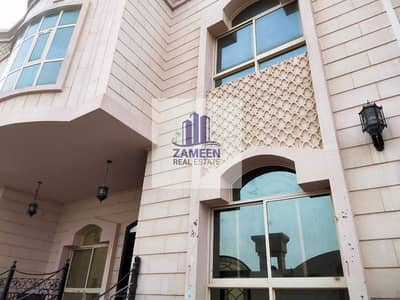 5 Bedroom Villa for Rent in Mohammed Bin Zayed City, Abu Dhabi - 5 MASTER BED ROOM PRIVATE ENTRANCE VILLA WITH MAJLIS AND SALAH