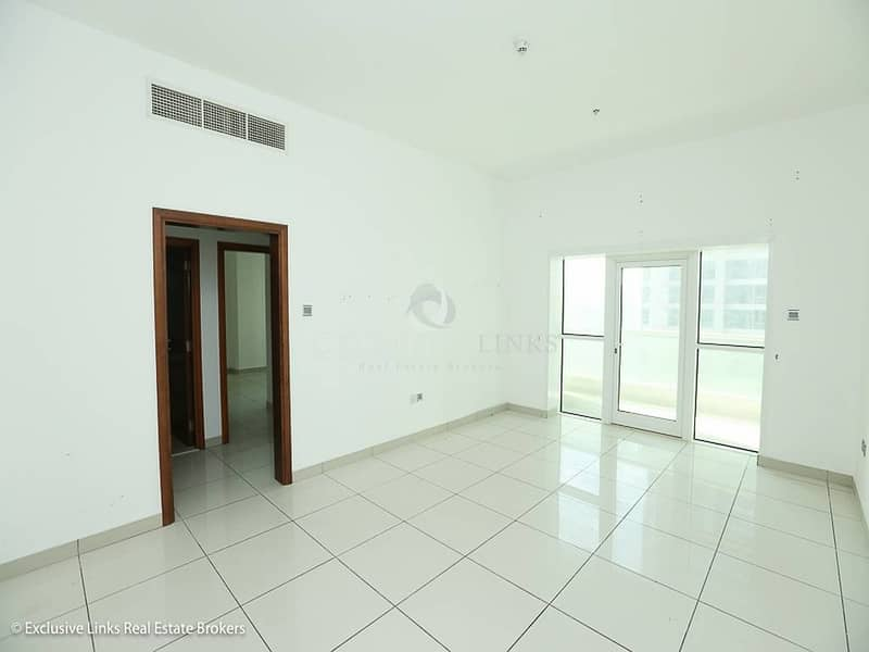 High ROI! One Bedroom Hall with Sea View