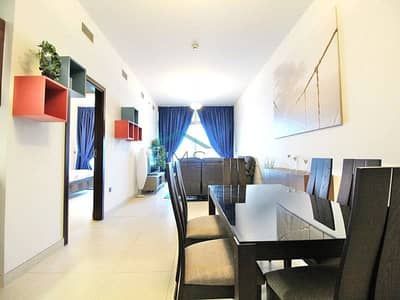 Modern Fully Furnished 1 Bed in Azure